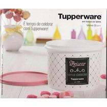 Tupper Caixa Açúcar Tupperware