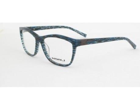 Armação Óculos Grau Feminina Acetato Koali Bb031 80e09a4262