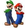 Fantasia Super Mario Bros E Luigi Tambem Sob Medida