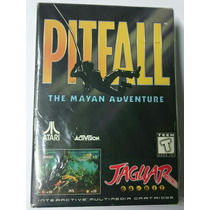 Jaguar Pitfall Original Impecável Super Raro