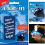 Kit 6 Desinfetante Purificador De Água 1clor-in Frete Gratis