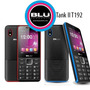 Celular Blu Tank Bluetooth Dual Chip - Bluetooth - Cam Vga