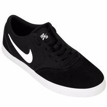 Tênis Nike-sb Check Casual/skate - Novo E Original