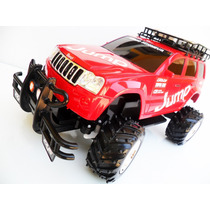 Jipe Jeep Carrinho Automodelo Carro Controle Remoto Off Road