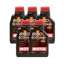 Óleo Motul 8100 5w30 Eco Clean - 5 Litros (100% Sintético)