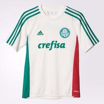 Busca Camisetas Palmeiras Treino Verde amarela com os melhores ... 02b73f5bdd850