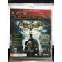 Jogo Barmak Arkham Asylum Game Do Ano Playstation 3, Novo