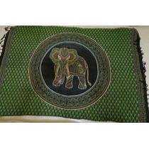 Canga Indiana Elefante Em Várias Cores
