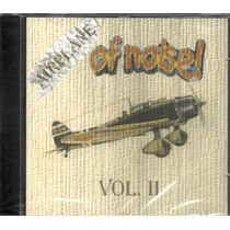 Arrem Airplane Of Noise! Vol. Ii Rock Cd(lacrado)(br)naciona