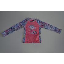 Camisa De Praia Com Proteção Solar Lilica Ripilica 80102525