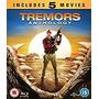 Blu-ray O Ataque Dos Vermes Malditos Anthology 5 Filmes
