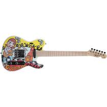 Guitarra Telecaster Tagima Custom Colors Marcinho Eiras