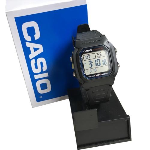 1363fb645e9 Relogio Casio W800h Série Db36 Original. R  125