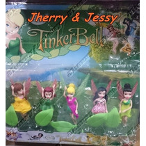 Boneca Mini Fadas -tinkerbell -disney-12x Sem Juros