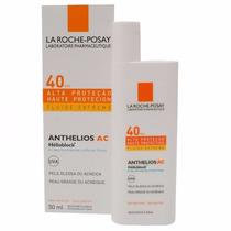 Protetor Solar Anthelios Fps40 Fluido Ac La Roche-posay 50ml