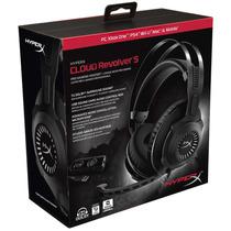 Headset Hyperx Cloud Revolver S Gaming Hx-hscrs-gm/la