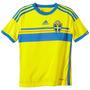 Camisa Adidas Seleção Suécia Juvenil Original Novo 1magnus