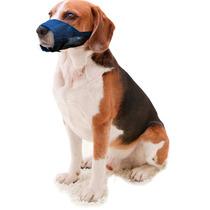 Focinheira Nylon Com Tela Para Cães Pet Shop Vários Tamanhos