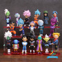 18 Dragon Ball Super Goku Trunks Zen-o Zamasu Black A266