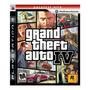 Grand Theft Auto Iv Gta Iv Ps3  Mídia Física Lacrado