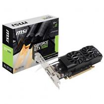 Placa De Vídeo Geforce Gtx 1050 2gb Low Profile 3 Monitores