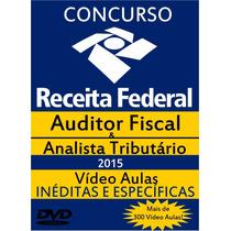 Concurso Analista Tributário Receita Federal 1ª E 2ª Fase