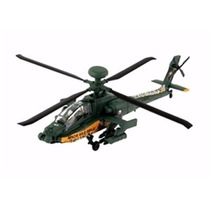 Miniatura Boeing Ids Ah 64 Apache Kit P/ Montar 1:100 Revell