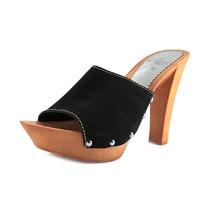 Apri 3341s4 Camurça Womens Plataformas Sandálias Sapatos