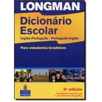 Longman Dicionário Escolar: Para Estudantes Brasileiros