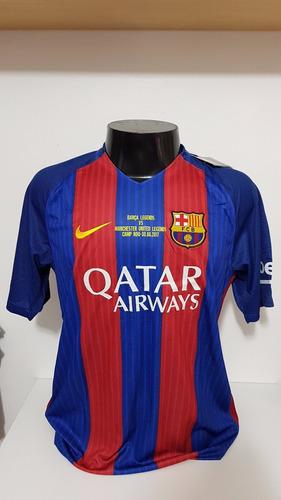 86f65c9c10 Camisa Barcelona Home 16-17 Ronaldinho 10 Barça Legends