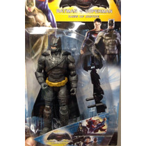 Batman Armored Armadura 16cm De Batman Vs Superman