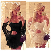 Vestido Festa Sexy Casual Curto P,m,g E Gg.