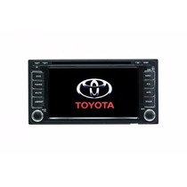 Kit Central Multimidia Tv Dvd Gps Toyota Hilux 06-12original