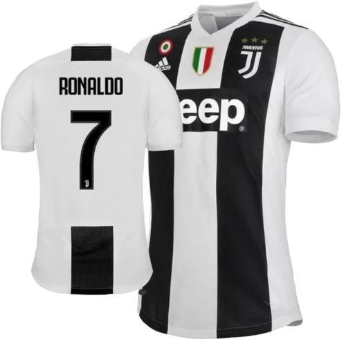 Camisa Juventus Home 2018 2019 - Frete Gratis S  Juros 28f980a0ef51c