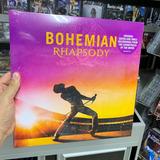 Lp Queen - Bohemian Rhapsody Vinyl Duplo Importado Lacrado