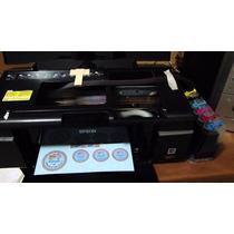 Impressora Epson T50 Com Bulk Ink Instalado