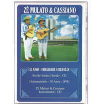Ze Mulato E Cassiano-dvd+2 Cd