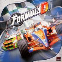 Formula D - Jogo De Tabuleiro Importado Asmodee - Fórmula 1