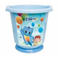 Banheira Sensitive Ofurô 17lt Babu E Dudu Infantil P/bebês
