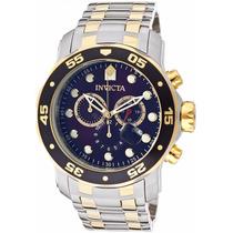 Relógio Invicta Masculino Pro Diver Scuba - 0077 - Original