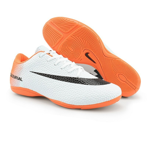e58c9e7e29 Chuteira Futsal Salão Nike Cr7 Cristiano Ronaldo Promoção à venda em ...
