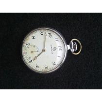 Relógio Mirvaine Antigo Com 2 Tampas Porém Falta Uma