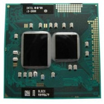 Processador Intel Core I3-380m Do Notebook Itautec W7435