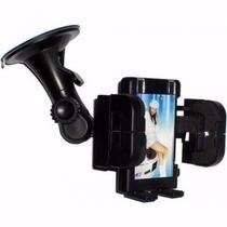 Suporte Universal Para Gps Celular Iphone Pda Mp4 Mp3 Lelong