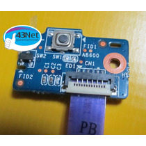 Sub Placa Power Hpmh-41-ab6009-d00 Button Note Hp Dm1 3251