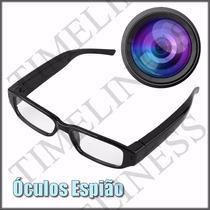 Óculos Espião Com Micro-câmera Filmadora Hd 720p
