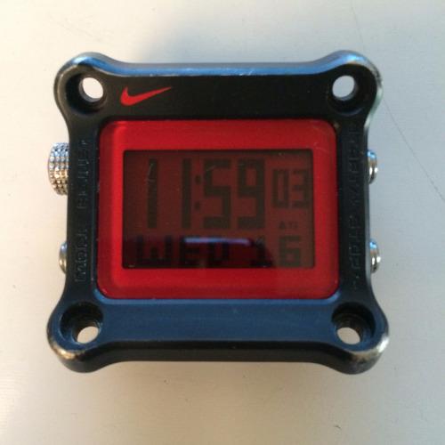 aeb7814a04a Caixa Display Relógio Nike Hammer Wc0021 Importado Original - R  349 ...