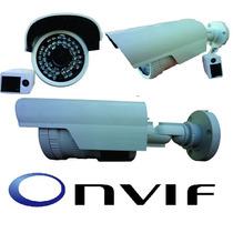 Camera Ip Full Hd Infravermelho Ircut 40mts 1.3 Mp Onvif 2.0