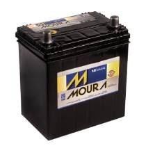 Bateria Moura 50 Ah - Livre De Manutenção.