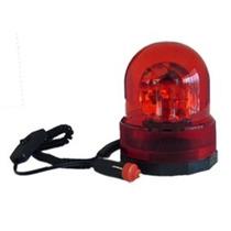 Giroflex / Luz De Emergência Vermelho 12 V Sinalizador C/imã